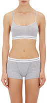 Sloane & Tate Women's York Cotton-Blend Soft Bra