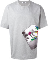 MSGM photo print T-shirt