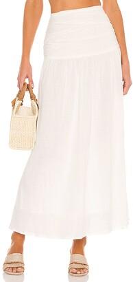 SUBOO Alva Maxi Skirt