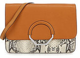 Louise et Cie Maree Snake Clutch