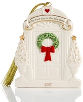 Lenox Christmas Annual 2017 Ornament Collection