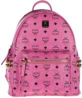 MCM women's rucksack backpack travel stark