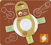 Green Baby Dandelion Classic Organic Toy - Bullseye Squeaker Bulls Eye