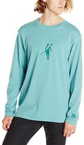 Toes on the Nose Young Men's Dawn Patrol Long Sleeve T-Shirt