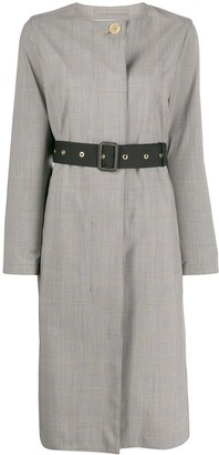 MACKINTOSH Blairmore Storm System check coat