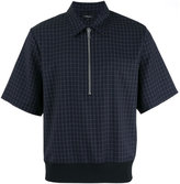 3.1 Phillip Lim checked shirt - men - Virgin Wool - S