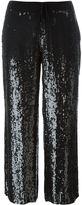 P.A.R.O.S.H. sequin embellished pants