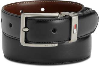 Tommy Hilfiger Reversible Belt, Big Boys