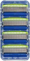 Schick Hydro Sense Sensitive Mens Razor Blade Refill with Sensitive Gel, Includes 8 Razor Blades Refills