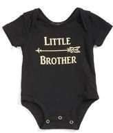 Infant Boy's Popatu Little Brother Bodysuit