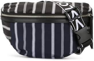 Ports V two tone belt bag