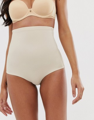 Dorina bridget high super waist beige control brief