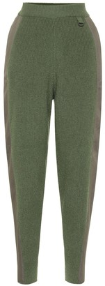 Stella McCartney Tapered wool pants