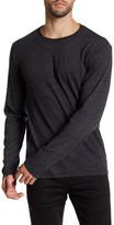 Velvet by Graham & Spencer Long Sleeve Crew Neck Sweater Tee