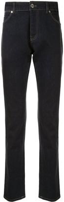 PT05 Slim Fit Raw Denim Jeans