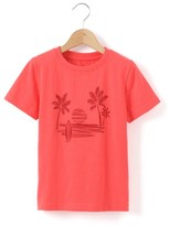 La Redoute Collections Palm Trees T-Shirt, 3-12 Years