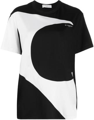 Givenchy graphic motif print T-shirt