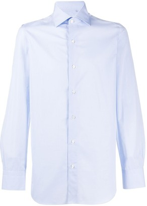 Finamore 1925 Napoli Slim-Fit Dress Shirt
