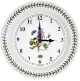 Portmeirion Botanic Garden 10-Inch Kitchen Wall Clock