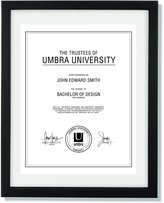 Umbra 316280-040 Document Photo Frame