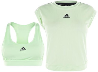 adidas NY T Shirt Set Ladies