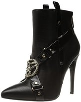 Just Cavalli Women's Ankle Harness Boot