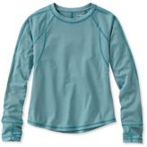 L.L. Bean Girls' Power Tee, Long-Sleeve