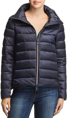 Save The Duck Packable Short Puffer Coat