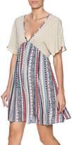 Paper Crane Dolman Sleeve Dress