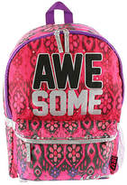 ICU Girls' Ethnic Bright Awesome Backpack