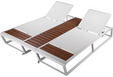 Pangea Home Avra Double Lounger