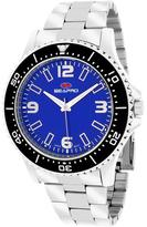 Seapro SP5332 Men's Tideway Silver Stainless Steel Watch