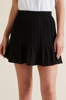 Seed Heritage Mini Pleated Skirt
