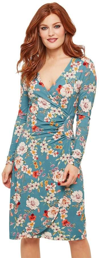 Joe Browns Fabulously Flattering Dress - Print