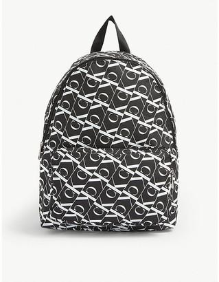 Calvin Klein Jeans Kids logo-print backpack