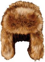 San Diego Hat Company Women's Oversized Faux Fur Trapper FFH6794