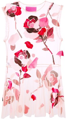 Viktor & Rolf Dancing Roses dress