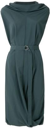 Uma | Raquel Davidowicz Calabrone nylon midi dress