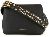 Burberry buckle strap shoulder bag - women - Calf Leather - One Size