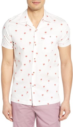 Ted Baker Toadtwo Slim Fit Shirt