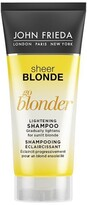 John Frieda Sheer Blonde Go Blonder Shampoo 50ml