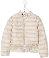Moncler zipped padded jacket - kids - Polyamide-8/Feather/Feather Down - 4 yrs