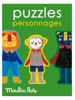 Moulin Roty Characters puzzle