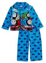 AME Sleepwear Little Boy's Two-Piece Steam Team Pajama Top and Pants Set
