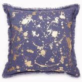 Jonathan Adler Gilded Drip Throw Pillow