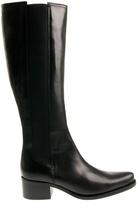 JIL SANDER - Knee-high chelsea boot