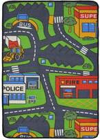 Roads Activity Play Mat