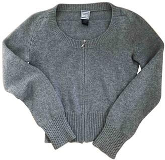 Herve Leger Grey Cashmere Knitwear for Women Vintage