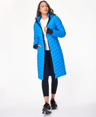 Sweaty Betty Traverse Long Puffer Jacket