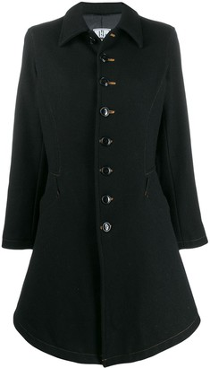 Jean Paul Gaultier Pre-Owned Military style coat